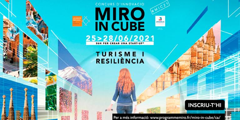 Miro in Cube 2021