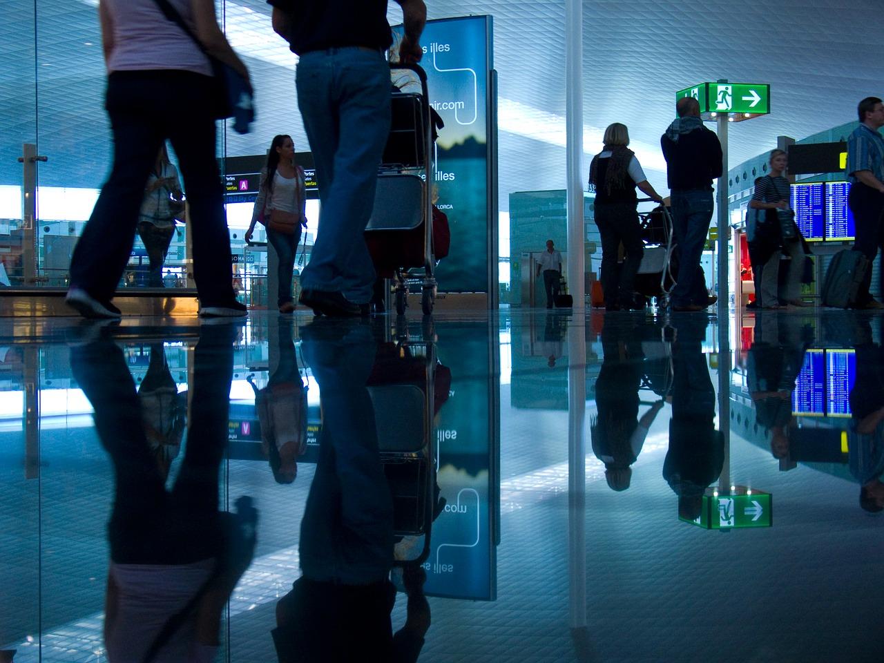 España recibió en agosto 5 millones de pasajeros internacionales, un 172% más que en 2020