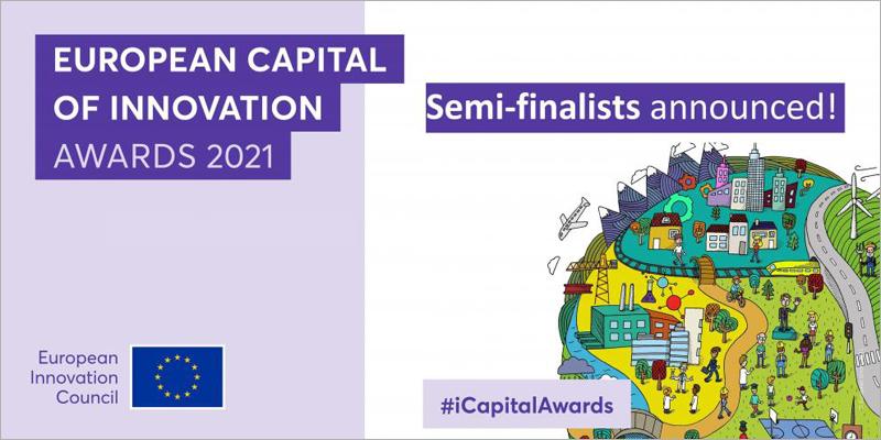 Málaga y Castellón, entre las ciudades semifinalistas de los premios iCapital 2021